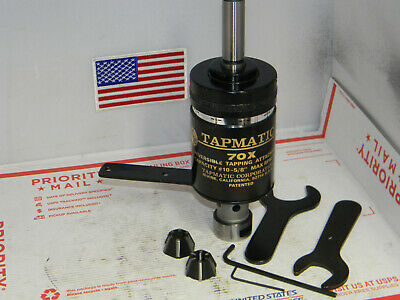 Tapmatic 70x Tapping Attachment34 Shank2 Colletswrenchesmachinist