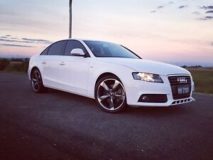 Audi A4 Bolwarra Heights Maitland Area Preview