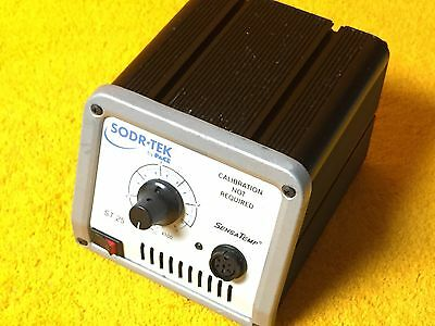 Perfect Sodrtek St 25 Sensatemp 120 Volt 90 Watt Station 7008-0265-01