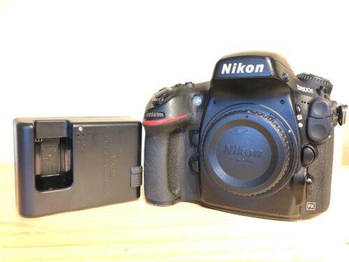 Nikon D D800E 36.3MP Digital SLR Camera - Black (Body Only) D800 FX Full Frame