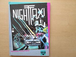 Night Taxi / Carlsen Lux Bd. 1 - Selzthal, Österreich - Night Taxi / Carlsen Lux Bd. 1 - Selzthal, Österreich