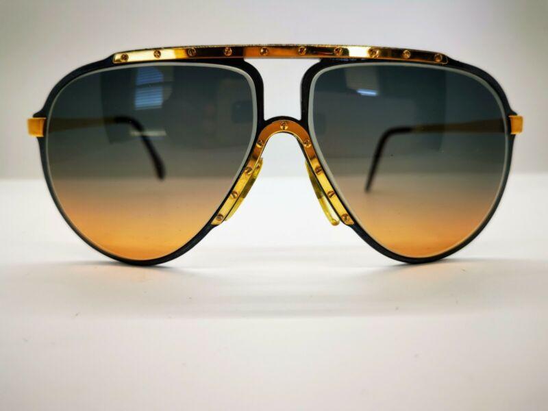 Vintage Alpina M1 Aviator Sunglasses - Medium/Small - Germany