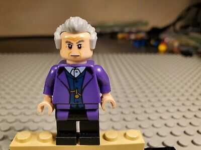 Lego Eleventh Doctor Who 21304 Idea021 Super Hero Minifigure Mint Nice! #176