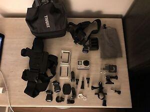 GoPro Hero 4 Black Edition with all Accessories  Kitchener / Waterloo Kitchener Area image 3