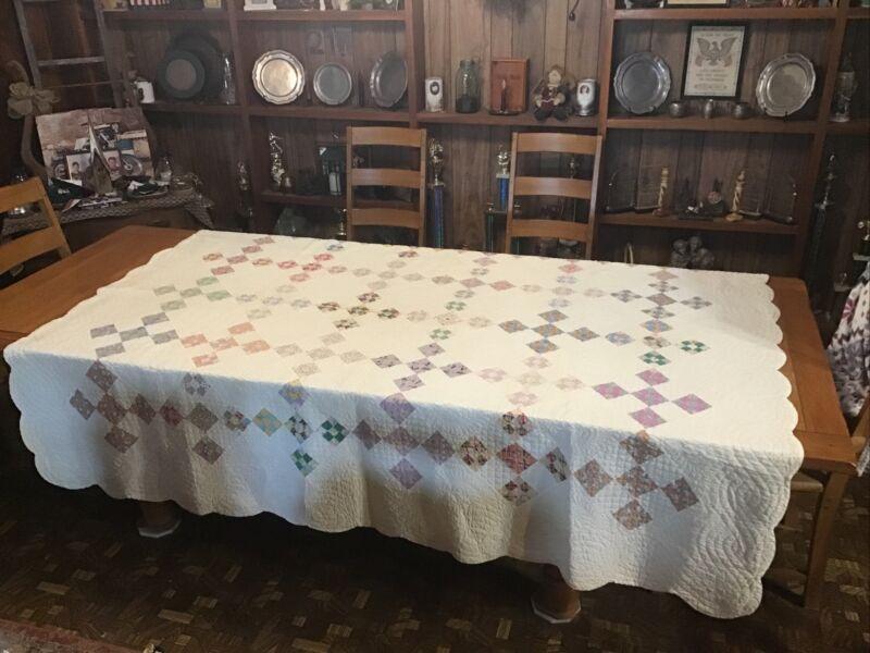 Vintage Quilt...5 Patch