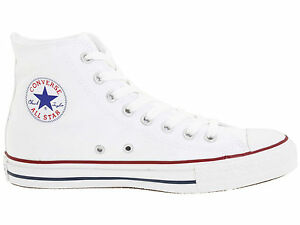 Converse-All-Star-Chuck-Taylor-White-Hi-Top-Canvas-New-In-Box-Unisex-M7650