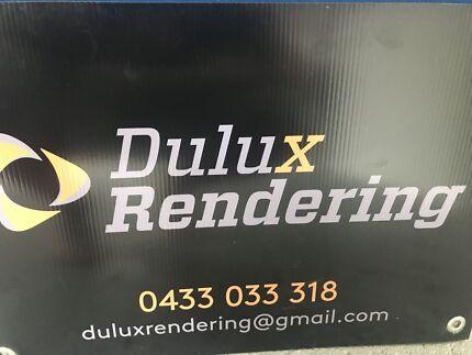 Dulux rendering  looking for renders