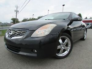 2008 Nissan Altima V6 3.5 SE MAN. TOIT OUVRANT CUIR MAGS!!!