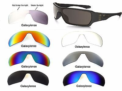 Galaxy Replacement Lenses For Oakley Offshoot Sunglasses Multi-Color (Oakley Offshoot Lenses)