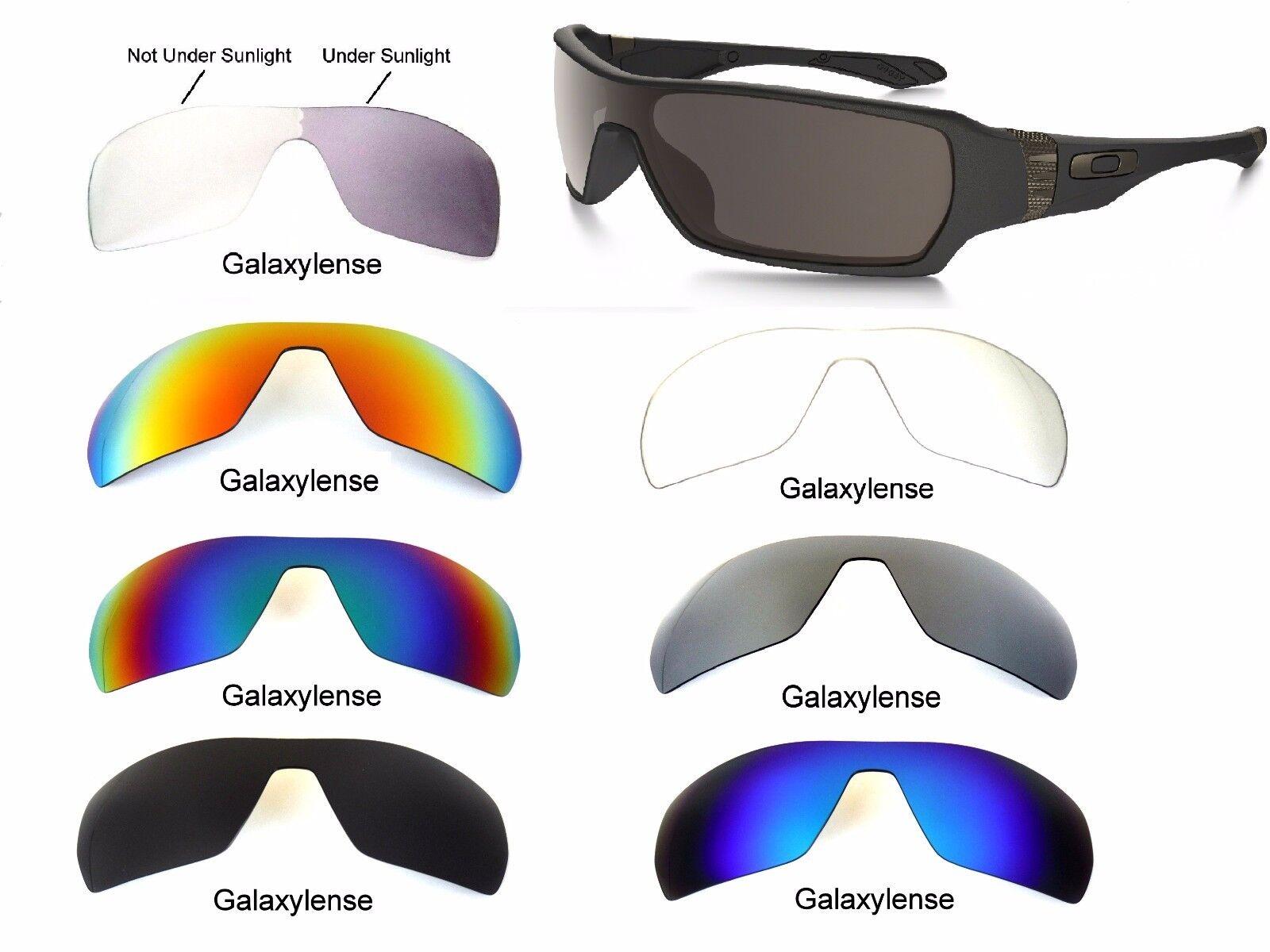Verres de rechange Galaxy pour ramification de Oakley Lunettes de soleil  Multi-Color polarisé 0f4cc94f5384