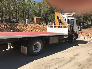 Crane truck Kalamunda Kalamunda Area Preview