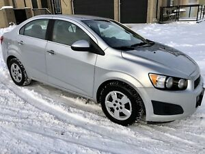 2013 Chevrolet Sonic (REDUCED)