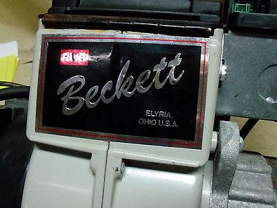 BECKETT IGNITOR  51771U for AFG, AF, NX and A burners-- HV Transformer