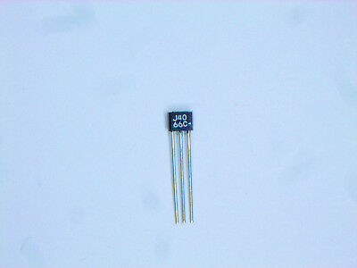 2sj40 Original Mitsubishi  Jfet Transistor 1 Pc