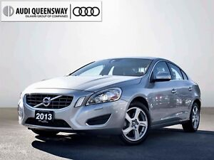 2013 Volvo S60 T5 AWD, Sunroof, Push Start, No Accidents