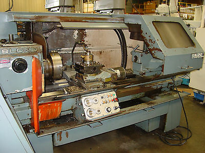 Leblond 19 Regal Cnc Lathe Ge Mark Century 1050 Fully Function See Videoparts