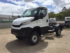 Iveco Daily 55 S17 4x4 Daily MY 14 NEW MODEL Cab chassis Glanmire Gympie Area Preview