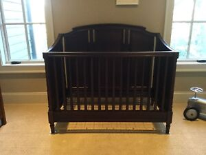 Pottery Barn Kids Fixed Gate Crib, Colgate Eco Mattress & more