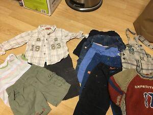 Lot de vêtements 12-18m