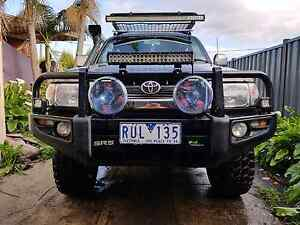 2002 Toyota hilux sr5 4x4 turbo Campbellfield Hume Area Preview
