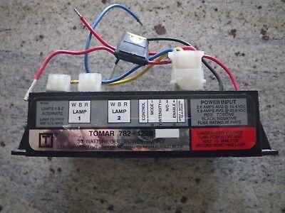 Tomar 782-1228 Two Head Strobe Power Supply