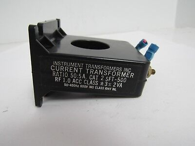 Instrument Transformers Inc. Current Transformer 2 Sft-500
