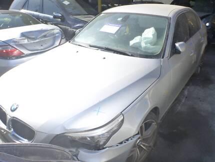 E60 BMW 520d Parts Diesel Turbo Light ECU Module Airbag Hub Strut Revesby Bankstown Area Preview