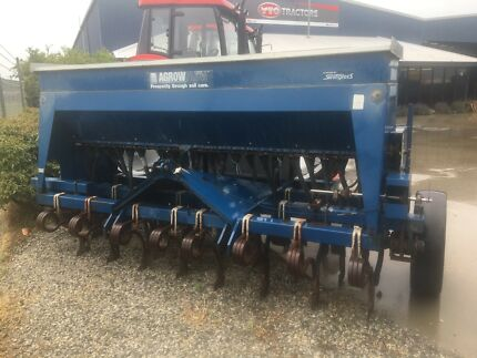 Agrow Plow 3m Seeder