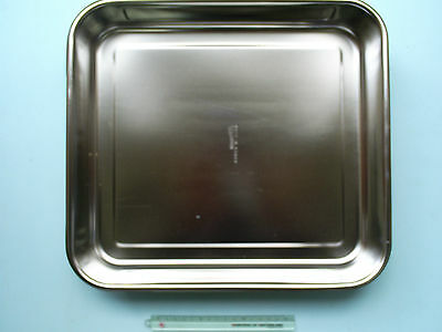New Product Stainless Steel Surgical Instrument Tray Without Lid Large-scale