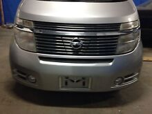 2008 Nissan Elgrand Wagon Lansvale Liverpool Area Preview
