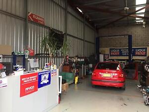 MECHANIC WORKSHOP for sale in Blacktown Blacktown Blacktown Area Preview
