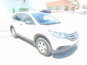 2014 Honda CR-V LX All Wheel Drive