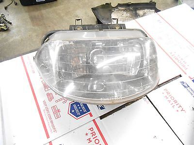 1993 8AX YAMAHA V-MAX 4- 750 snowmobile parts: HEADLIGHT ASSEMBLY