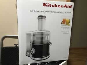 Kitchen Aid Juicer for sale - Brand New