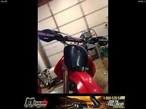 2008 Honda crf 150 r priced for sale