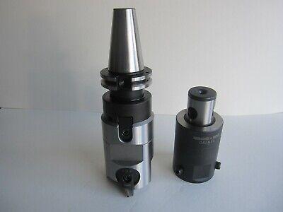 Seco Epb Graflex Finish Boring Head A78060 M402 661 Extension Cat 40 Holder
