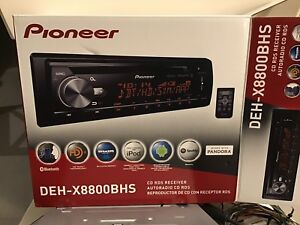 Pioneer DEH-X8800BHS