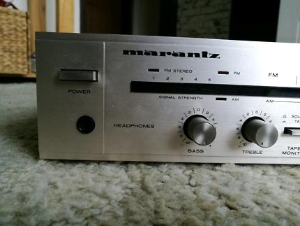 Marantz stereophonic receiver amplifier SR25