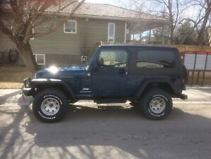 2005 Jeep Lj Unlimited