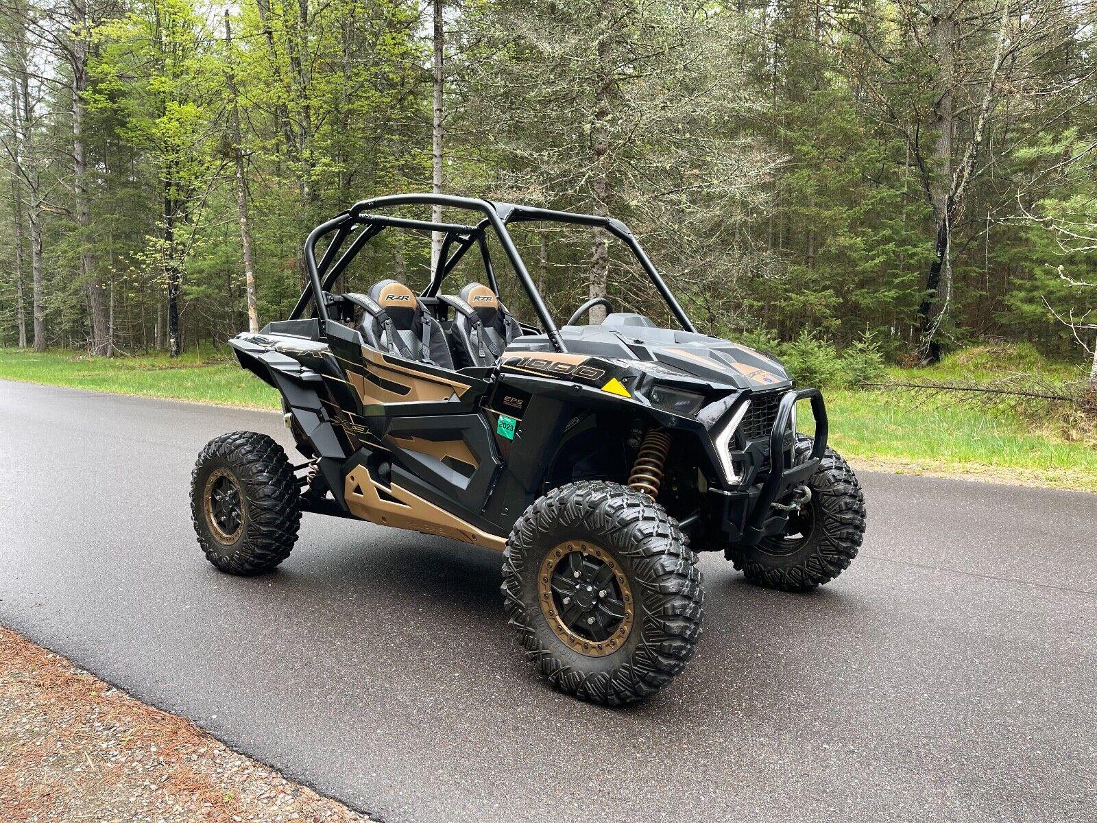 2019 Polaris Rzr XP 1000 Trail/Rocks Edition