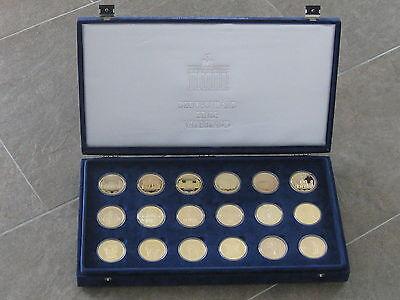 GÖDE Medaillen-Sammlung ! Deutschland einig Vaterland !