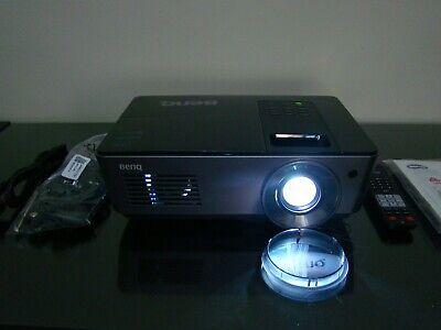 FULL HD 1080p 3D BENQ SH915 DLP  PROJECTOR 4,000 LUMENS VERY BRIGHT