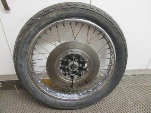 HONDA CB750 CB750K CB750K7 CB 750 1977 SOHC FRONT WHEEL