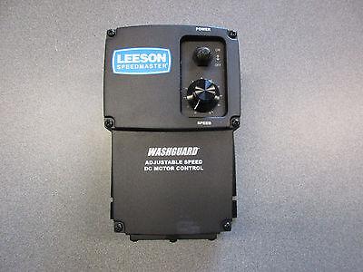 Leeson Speedmaster 174102.00 Scr Dc Motor Drive 115v 230v 0-90vdc 0-180vdc