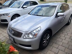 2007 G35x 134000kms Low Kms Excellent Condition