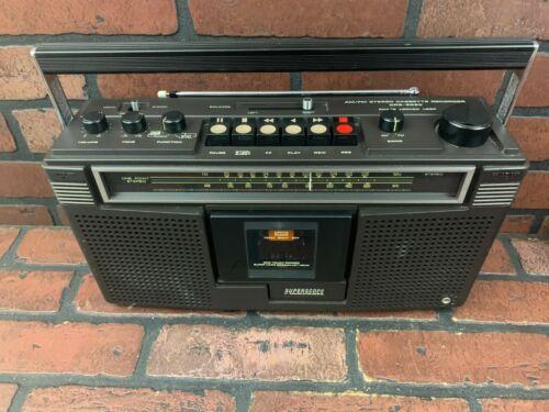 Marantz Superscope CRS-2020 AM/FM Stereo Cassette Boombox