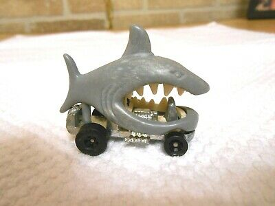 Mattel Hot Wheels Zowee, Zowees Goin' Fishin' Shark, RARE, EX, 1972
