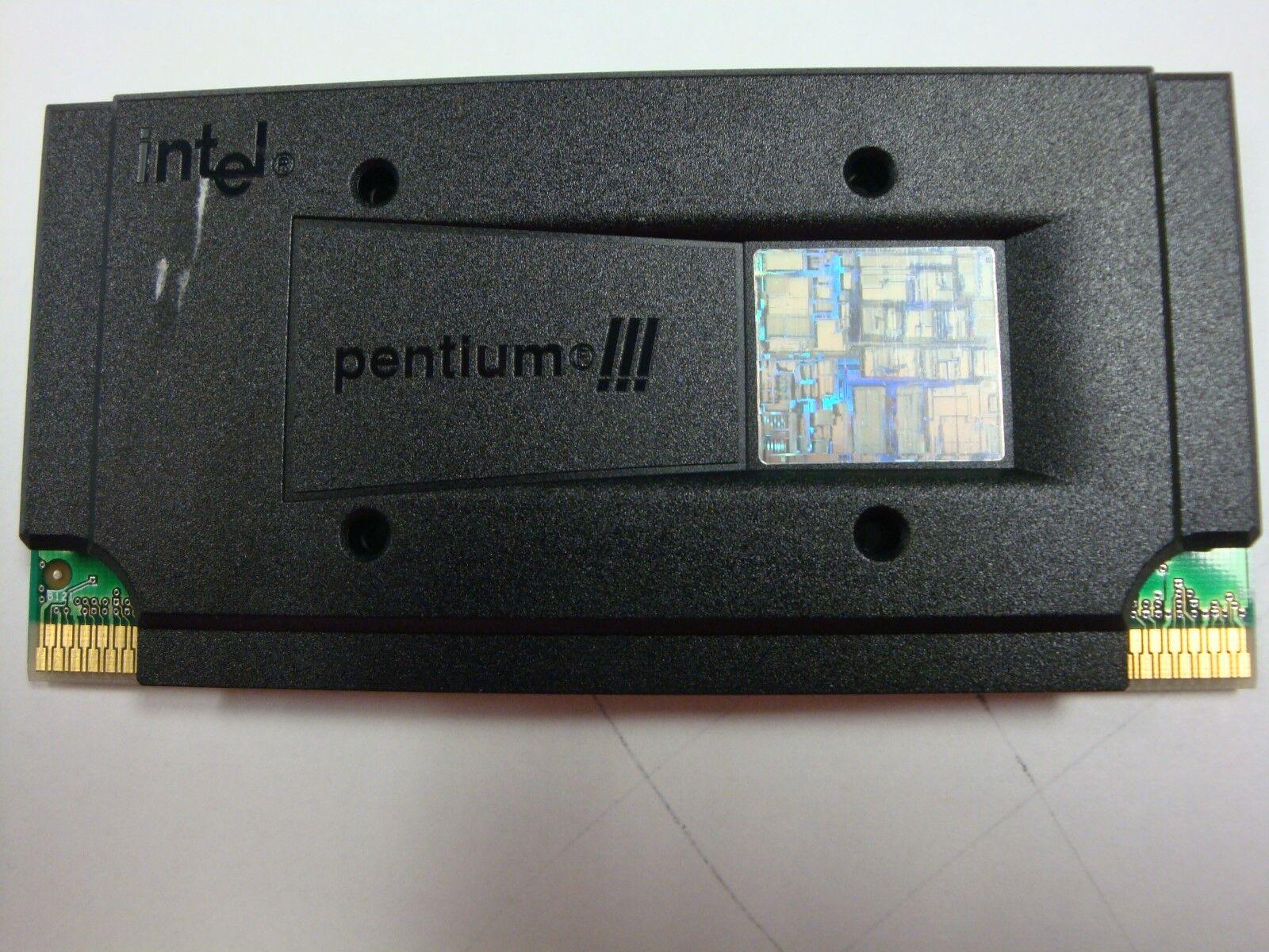 Slot 1 CPU SL35D 450//512//100//2.0V 400MHz Vintage CPU 3 Intel Pentium III