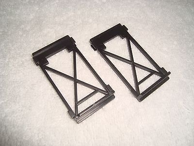 LGB 20350 SERIES TROLLEY PLATFORM GATE PARTS SET OF 2 PIECES BRAND NEW! RARE! for sale  USA