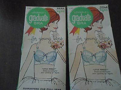 4cfaf093a7223 Vintage Box's Collectables Advertising Lovable's Graduate Bra Box (2 ...